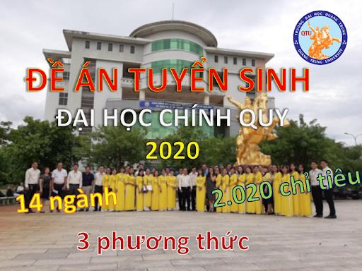 Tuyển sinh ngành Ngôn Ngữ Anh Đại học Quang Trung năm 2020