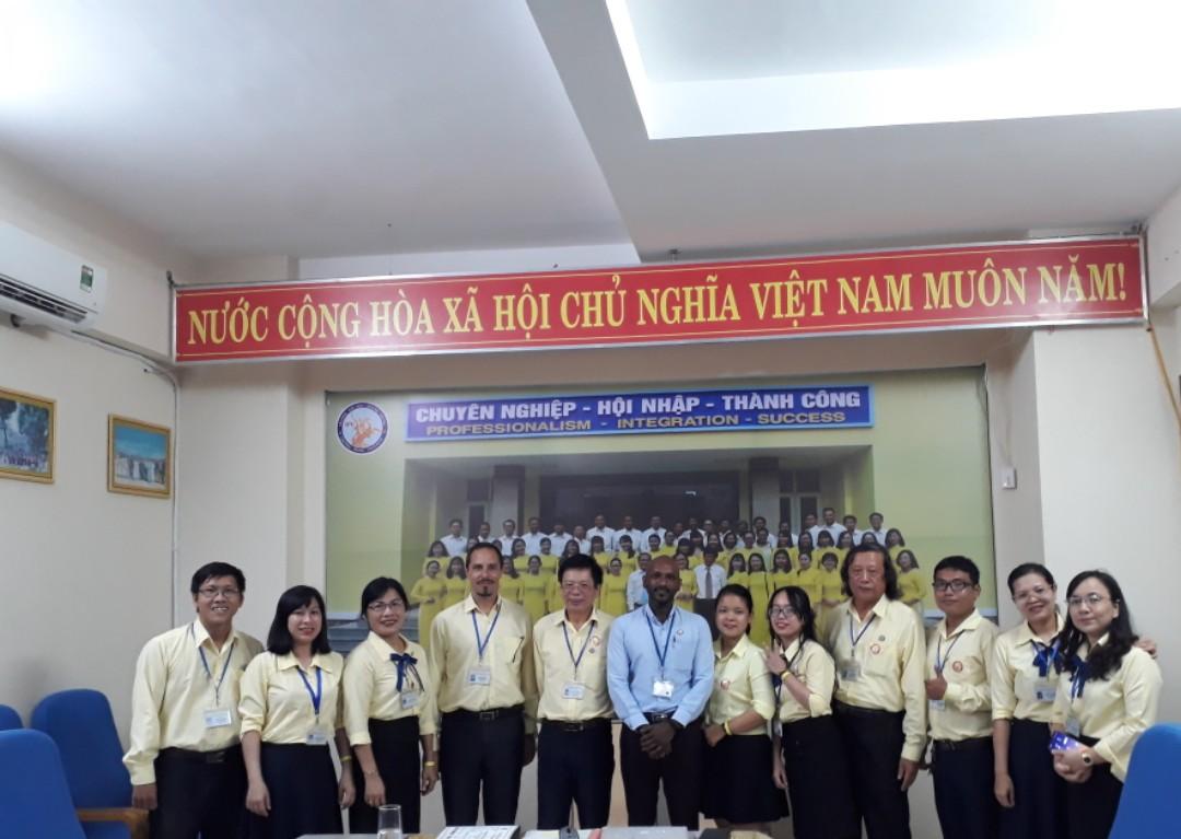 Trường Đại học Quang Trung phối hợp với Viện AIT tổ chức Khóa học TESOL tại TP Quy Nhơn trong tháng 11/2020.