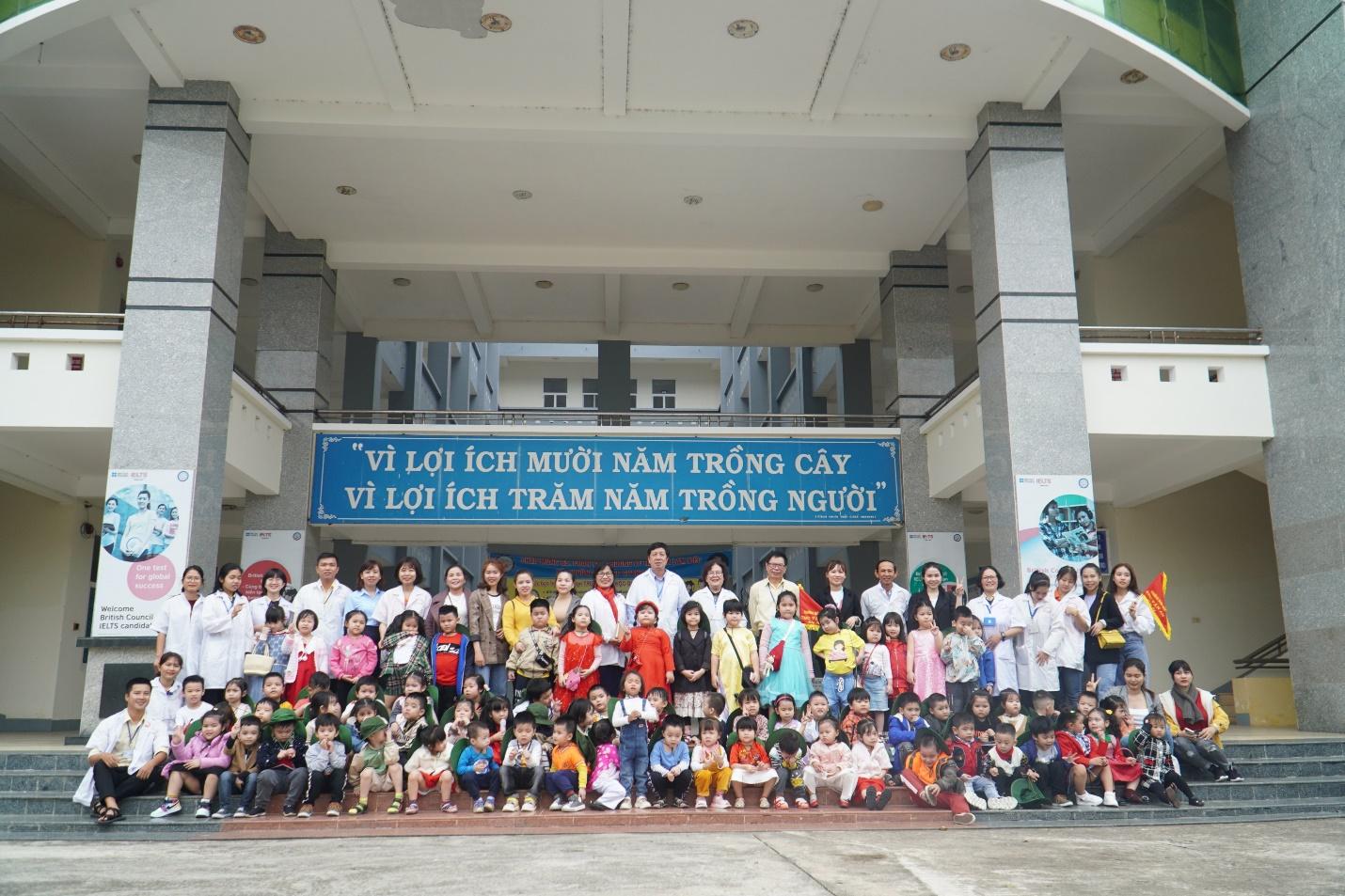 Vui nhộn cùng EduFarm - Trường ĐH Quang Trung
