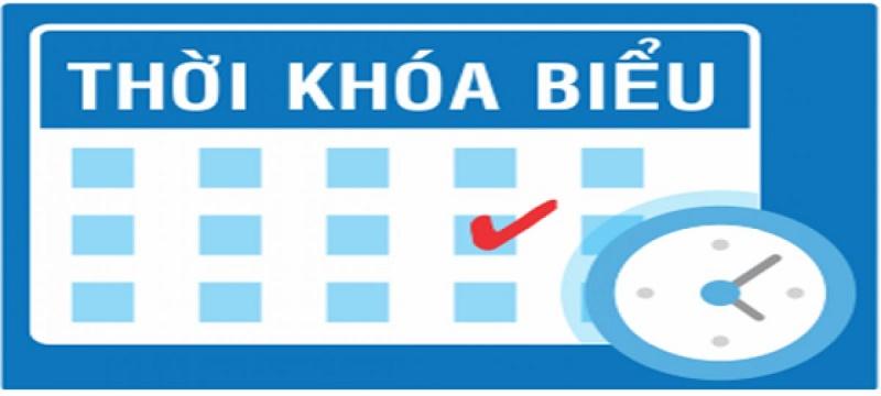 TKB lớp K15.XD.C1.01 và K15.XD.D1.01 (tuần 18 - tuần 21)