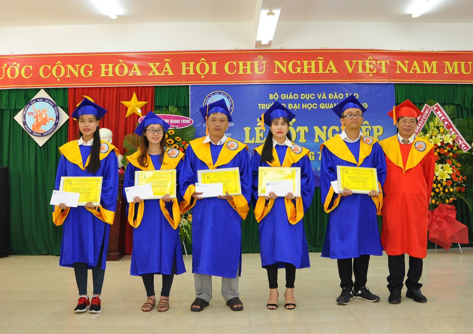 Thông báo về Lễ trao bằng tốt nghiệp cho sinh viên tốt nghiệp đợt tháng 8/2020