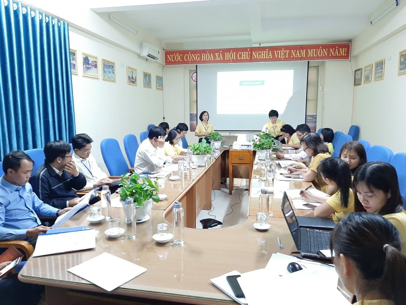 Hội thảo Đề án Mở mã ngành đào tạo Cử nhân Công nghệ sinh học