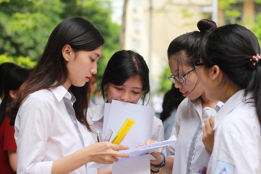 Hồ sơ đăng ký thi tốt nghiệp THPT 2021