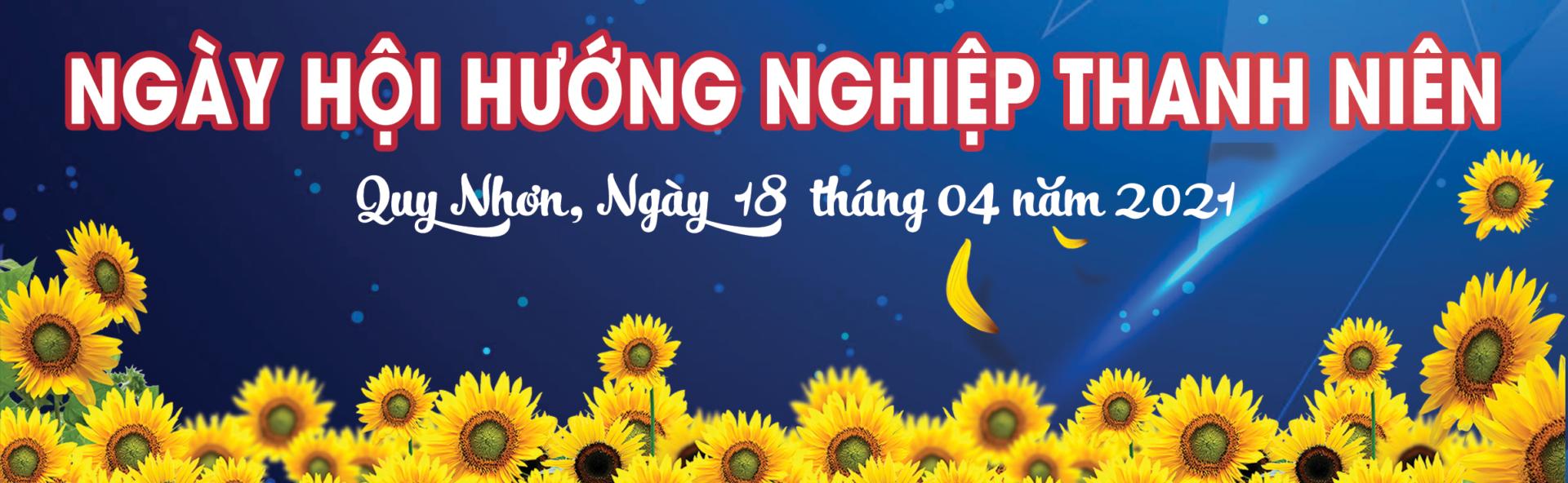 Trường Đại học Quang Trung phối hợp với Tỉnh Đoàn Bình Định tổ chức Ngày hội Hướng nghiệp Thanh niên