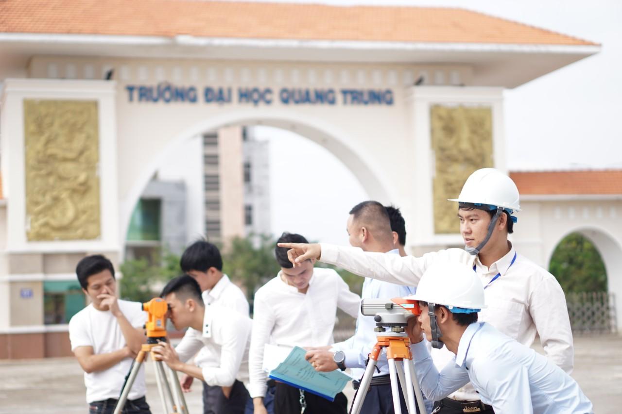 Tìm hiểu về ngành Công nghệ kỹ thuật xây dựng - QTU