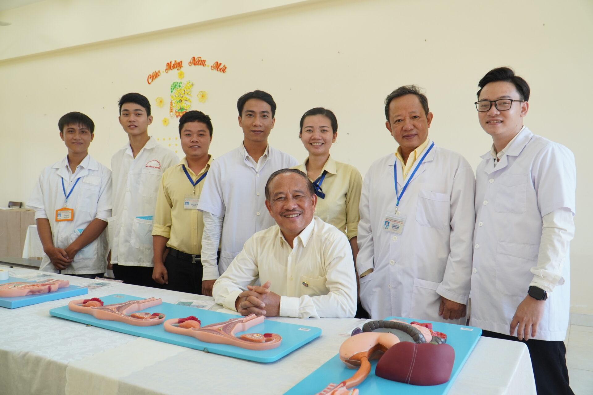 Trường ĐH Quang Trung: Ngành điều dưỡng có điểm nhận hồ sơ xét tuyển cao nhất