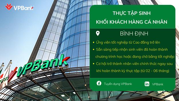 Sinh viên QTU có nhiều cơ hội trở thành Banker tại VPBank