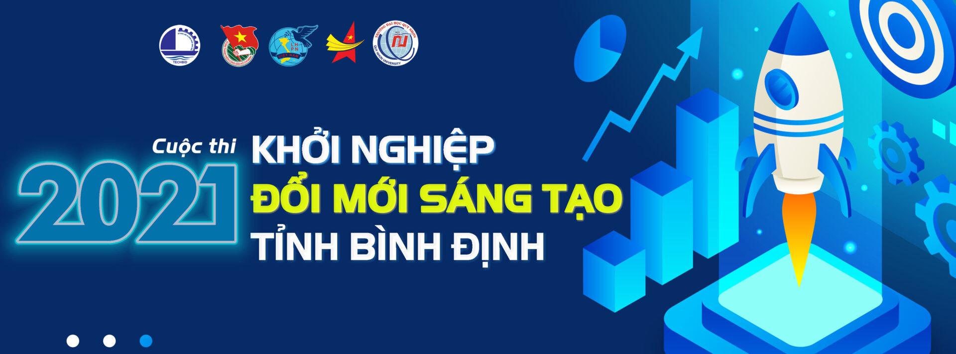 Cuộc thi Khởi nghiệp đổi mới sáng tạo tỉnh Bình Định năm 2021