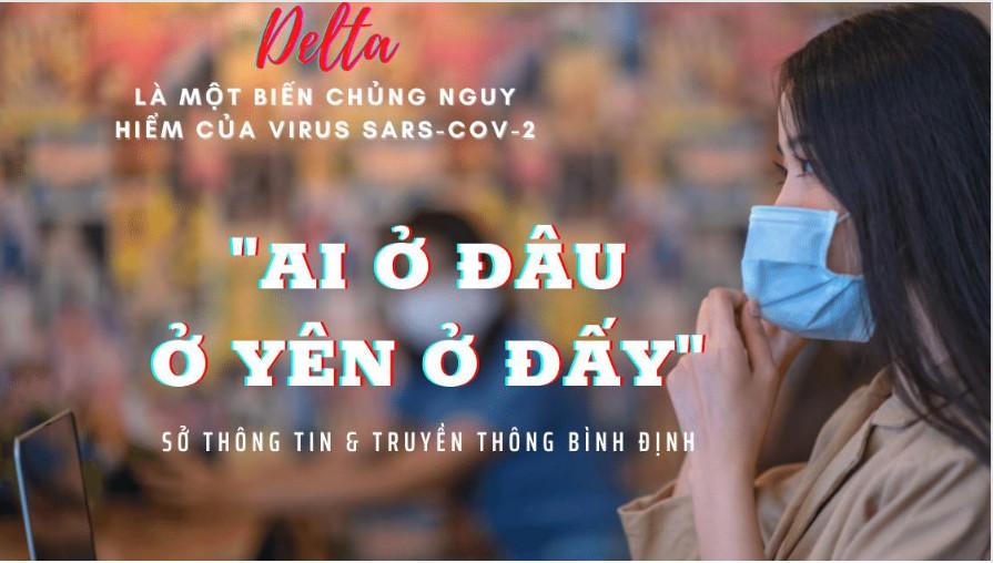 Khu vực 2, phường Nhơn Bình, thành phố Quy Nhơn thực hiện giãn cách theo Chỉ thị 16 trong 07 ngày, kể từ 00 giờ ngày 22/9/2021